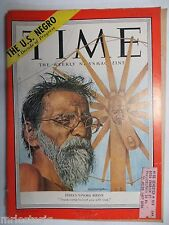 Time Magazine   May 11, 1953   India's Vinoba Bhave  GREAT VINTAGE ADS