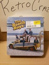 The Beach Boys Collector's Edition 3 x CD Tin Box Sealed new 2007 Surf Rock Pop
