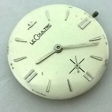 Rare LeCoultre K818/CW Watch Movement Dial and Hands VXN Midsize Parts