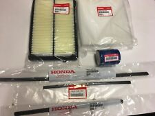 Acura OEM Service Kit - Filters, Inserts and Oil Filter - 2013 - 2018 RDX