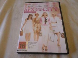 Sex And The City - The Movie (DVD, 2008) Region 4  Sarah Jessica Parker