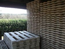 WOODEN PALLET TOPS - Ideal for LOG STORES, FENCING, KINDLING, WOOD PROJECTS- DY7
