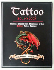 *Brand New* THE TATTOO SOURCEBOOK by www.tattoofinder.com ISBN: 9781435157705