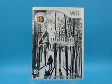 jeu video nintendo WII U complet PAL resident evil 4 wii edition usk 18 ans