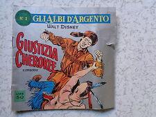 GLI ALBI D'ARGENTO n° 2 MONDADORI STATO BUONO/OTTIMO