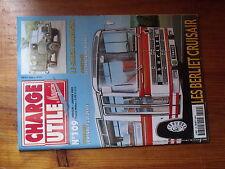 $$w Revue Charge Utile magazine N°109 Berliet Cruisair  Simca Marmon  Renault