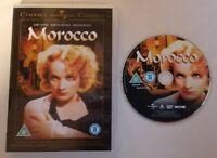 DVD - Morocco DVD 2008 Gary Cooper Von Sternberg (DIR) Cert UPAL UK R2
