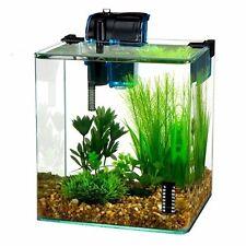 Penn Plax VERTEX™ Shrimp Tank Kit / 2.7 Gallon WW130 Aquarium Kit NEW