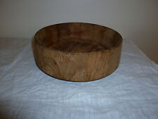 Vintage Dansk International Staved Teak Bowl Quistgaard Danish Mid Century