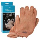 Hagerty Silversmith's Gloves, Easily Polish and Protect Silver, Prevent tarnish