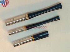 1 Metal cigarette holder - STANDARD or SUPER SLIM mouthpiece smoking accessories