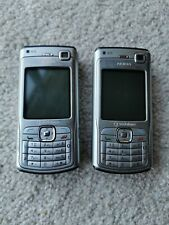 Retro Nokia N70 - Silver (Vodafone) Smartphone x2