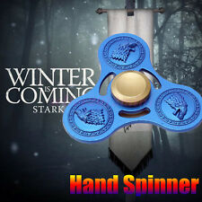Spinner Fidget Toy Bearing Hand Star Game of Thrones Wolf Head Spinners