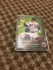 2016 TOPPS NOW #69 NOAH SYNDERGAARD  NY Mets 2 HR 4 RBI *One Man Show*