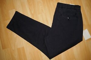 NEU  CLOSED   Baumwoll   Stretch  Hose  Chino  W32/30  568  dunkelblau