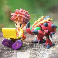 Digital Monster Izumi Koushiro Tentomon Q Ver. 5-8cm PVC Figure Model Toy In Box