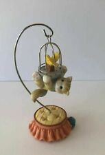 2000 Enesco Calico Kittens Be Fearless figurine (826014A) New