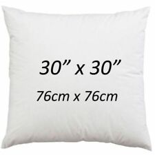 "30"" x 30"" Cushion Pad Hollowfibre Non Allergic Cushion Inner 30 Inch - Pack of 6"