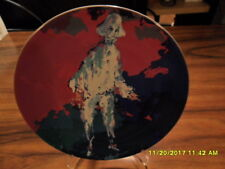 Royal Doulton Leroy Neiman Pierrot1975 Limited Edition Plate