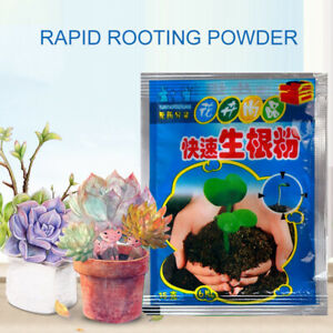 1pcs Fast Rooting Powder Extra Fast Flower Transplant Fertilizer Plant Growth