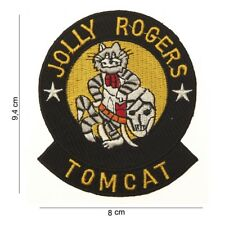 US Army Tomcatters VF-31 Felix The Cat Naval Jolly Rogers Écusson à Broder Usmc