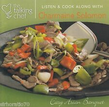 CHARMAINE SOLOMON The Talking Chef CD Audio Talking Book - New