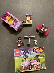 LEGO FRIENDS 41013 Le coupé cabriolet d'emma Jouet Pique-nique