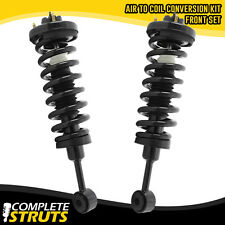 03-06 Lincoln Navigator Front Air Bag to Shocks & Springs Conversion Kit Pair x2