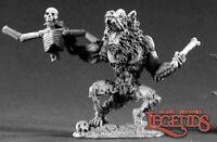 1 x ZOMBIE WEREWOLF - DARK HEAVEN LEGENDS REAPER miniature rpg loup garou 2223