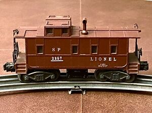Lionel Southern Pacific Caboose No. 2357, Beautiful Condition!