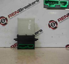Renault Megane Scenic 1999-2003 Heater Resistor Climate Control