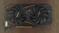 GIGABYTE GeForce GTX 1060 WINDFORCE OC 6GB GDDR5 Graphics Card (GVN1060WF2OC6GD)