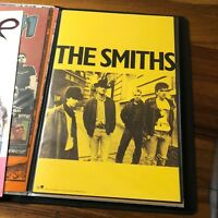 The Smiths 11x17 Rough Trade Sire Morrissey Promotional Poster Rare Promo Only