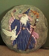New listing Spoontiques Wizard Stepping Stone New (old Stock) original box