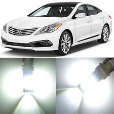 Alla Lighting Rear Turn Signal Light WhiteLED Bulbs for 2006~2017 Hyundai Azera