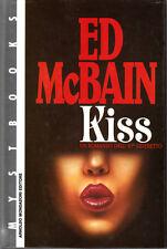 MCBAIN ED  - Kiss  - 1992 THRILLER RARO 1 EDIZIONE