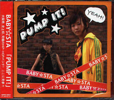 BABY STA - PUMP IT ! - Japan CD - NEW J-POP