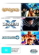 Fantastic Four / Eragon / X-Men