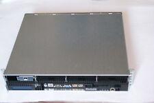 2U RACKABLE SERVER (2)X  AMD DUAL CORE 265 2GB RAM RAID