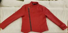 Shinsuke Nakamura Strong Style Has Arrived WWE Authentic Mens Replica Red Jacket