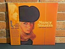 NANCY SINATRA - Start Walkin' 1965-1976, Ltd 2LP COLORED VINYL Gatefold + Book