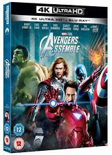 Avengers Assemble (4K Ultra HD + Blu-ray) [UHD]