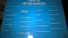 Super 20 Hit-Sensation (1984) Ray Parker jr, Sandy Marton, Billy Idol, Ul.. [LP]