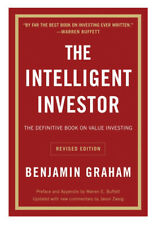 The Intelligent Investor : The Definitive Book on Value Investing Paperback 2006