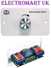 Parlante Altavoz estéreo de montaje en pared de control de volumen