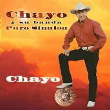 Chayo y Su Banda Puro Sinaloa - Chayo [New CD]