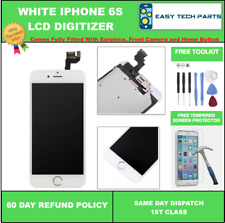 For iPhone 6S White Display Digitizer LCD Replacement Assembled Genuine OEM