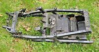 ZX7R ZX7 ZX 7 750 7R Rear seat latch Sub Frame tail BRACKET subframe Ninja 96-03