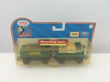 Thomas & Friends Wooden Railway - Recycling Cars -  Brand New & Sealed