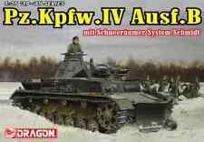 Pz.Kpfw. IV Ausf. B avec système Schmidt 1/35 Dragon